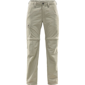 Haglöfs Lite Pantaloni Zip-Off Donna, lichen